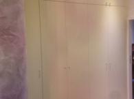 armadio a muro h 340 cm