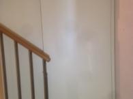 armadio scorrevole sotto scala